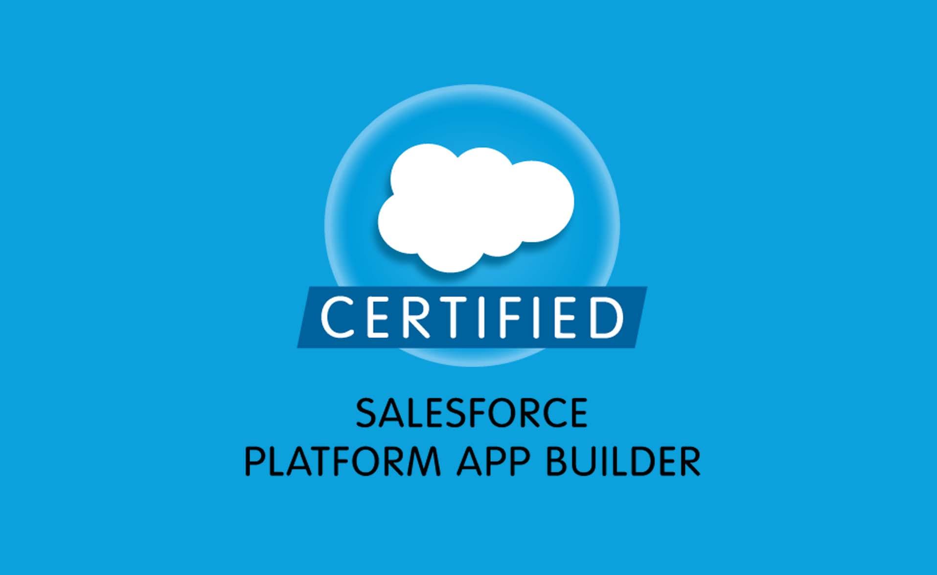 training salesforce certification